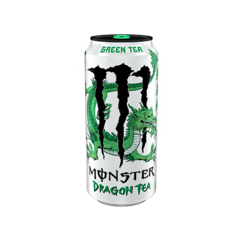 Monster Dragon Tea Green Tea 458ml (USA)