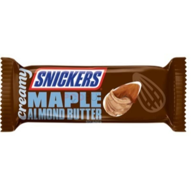 Snickers Creamy Maple Almond Butter 39,7g (USA)