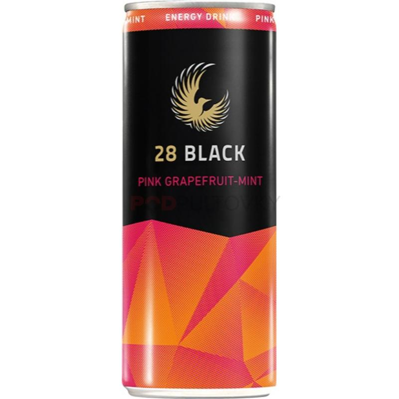 28 Black Pink Grapefruit 250ml (DE)