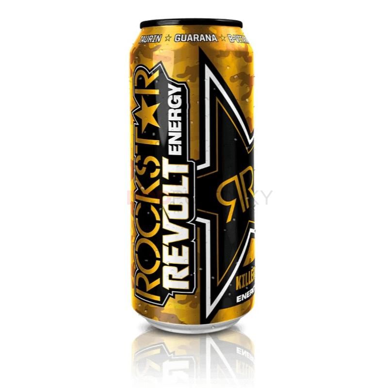 Rockstar Killer Ginger 500ml (DE)