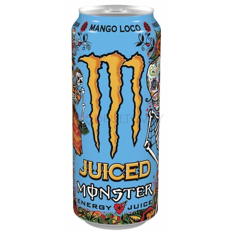 Monster Mango Loco 500ml (DE)