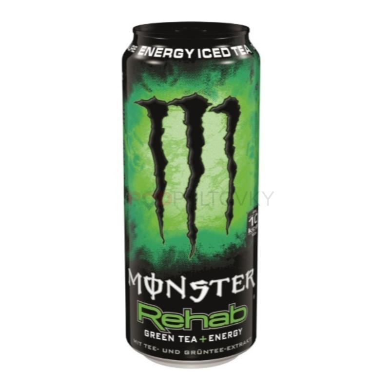 Monster Rehab Green Tea 500ml (DE)