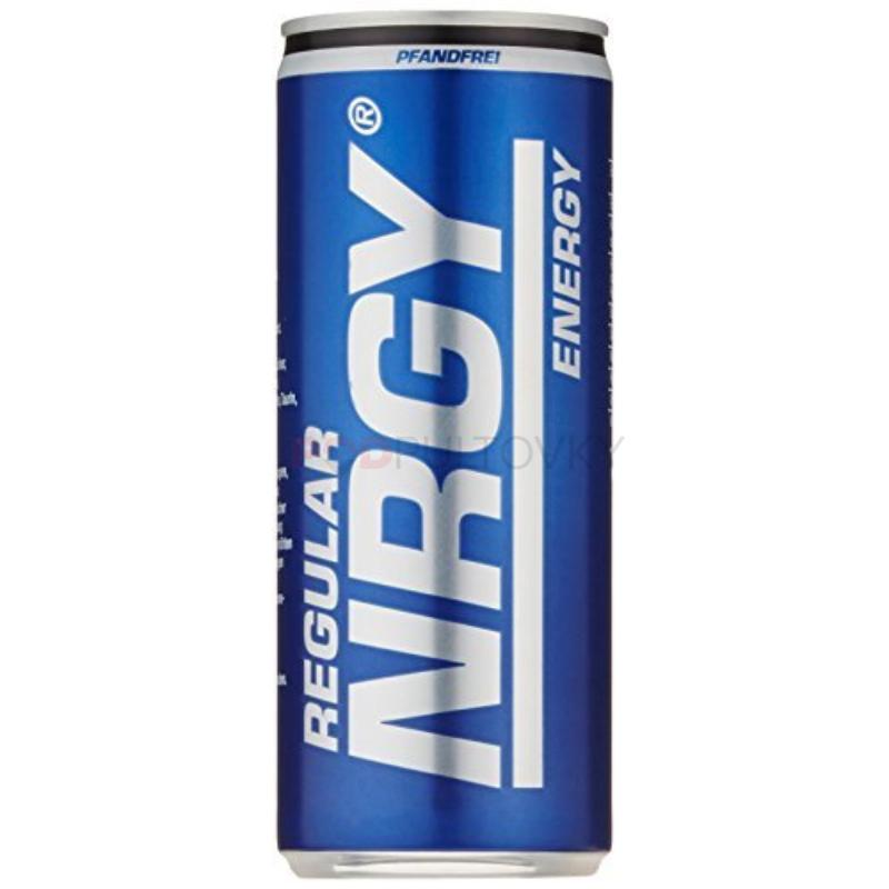 NRGY Energy Drink 250ml (DE)