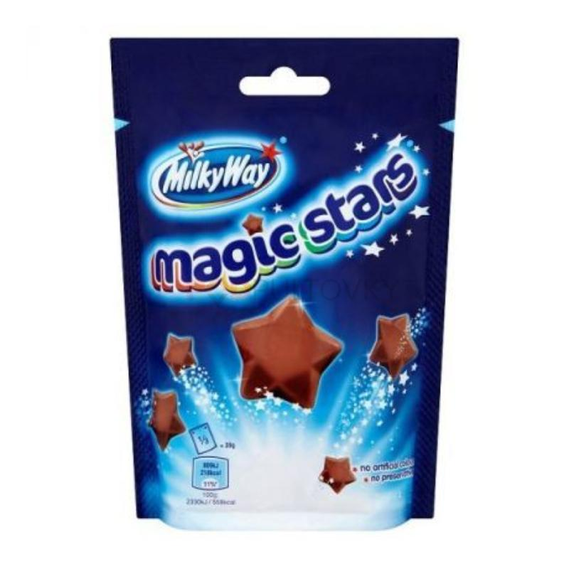 Milky Way Magic Stars 100g (UK)