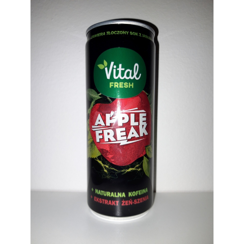 Vital Fresh Apple Freak 250ml (PL)