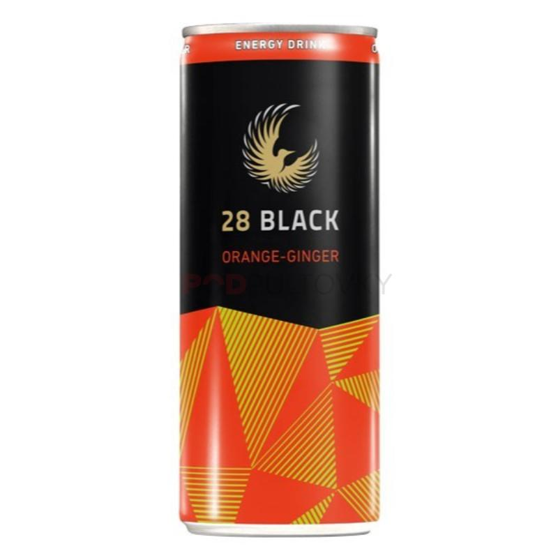 28 Black Orange-Ginger 250ml (DE)
