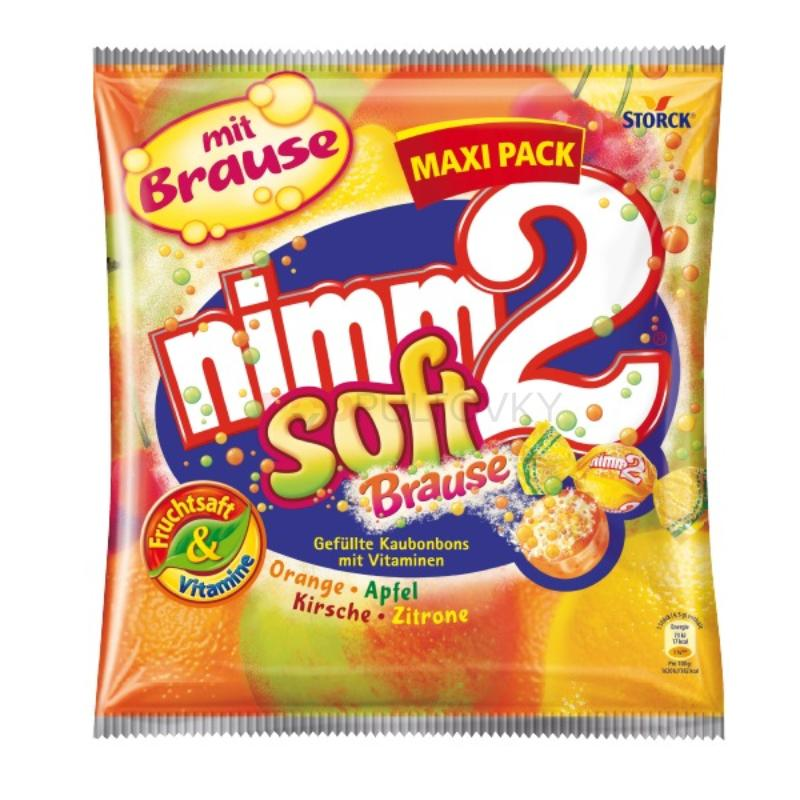 nimm2 Soft Brause 414g (DE)