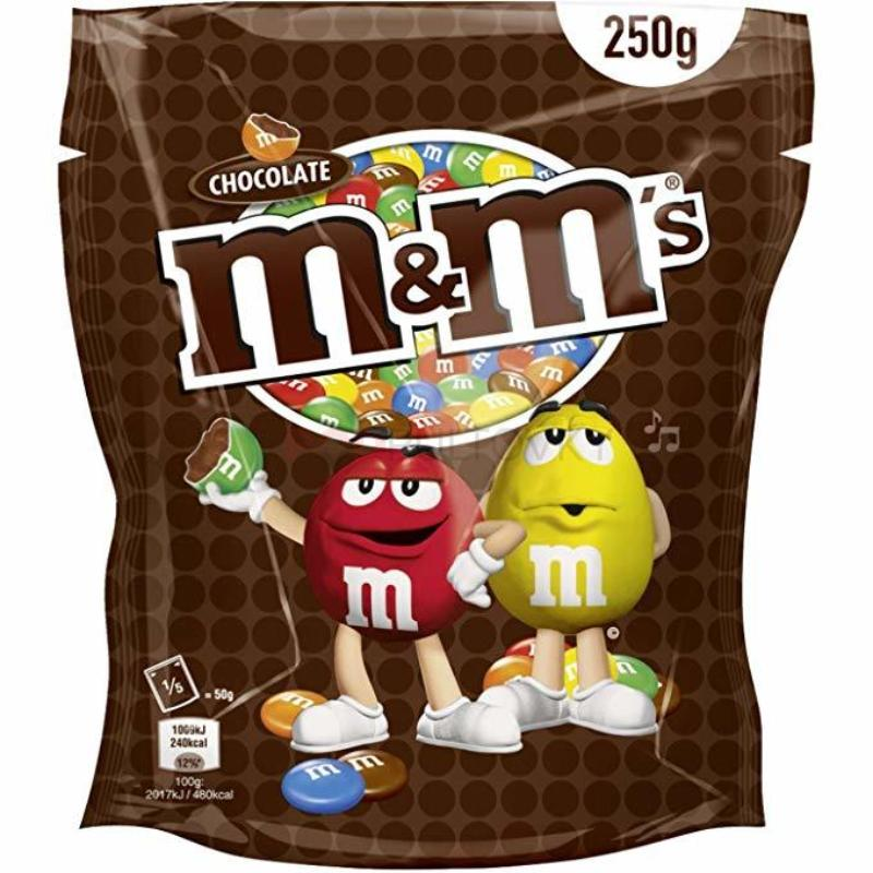 M&M's Chocolate 250g (DE)