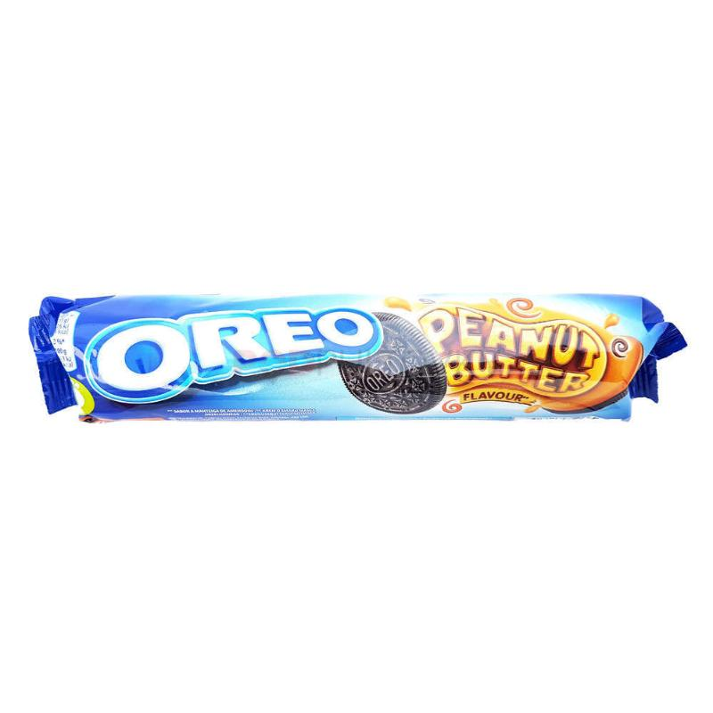Oreo Peanut Butter 154g (UK)