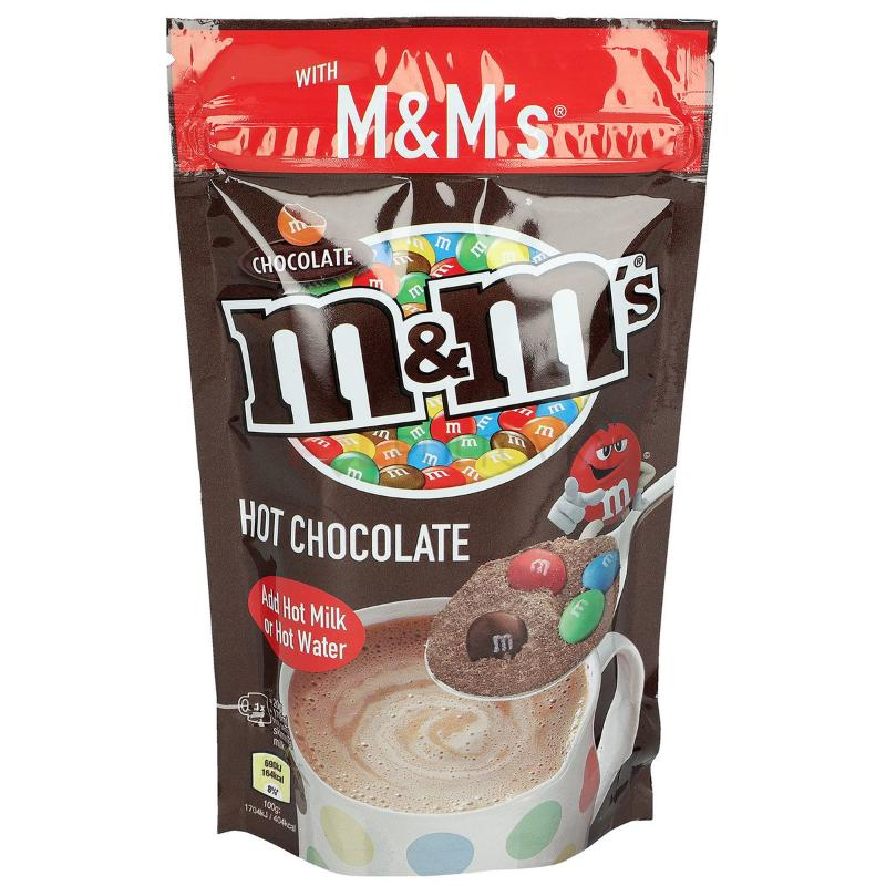 M&M's Hot Chocolate 140g (DE)