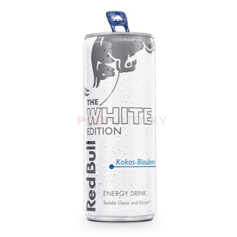 Red Bull The White Edition 250ml (DE)