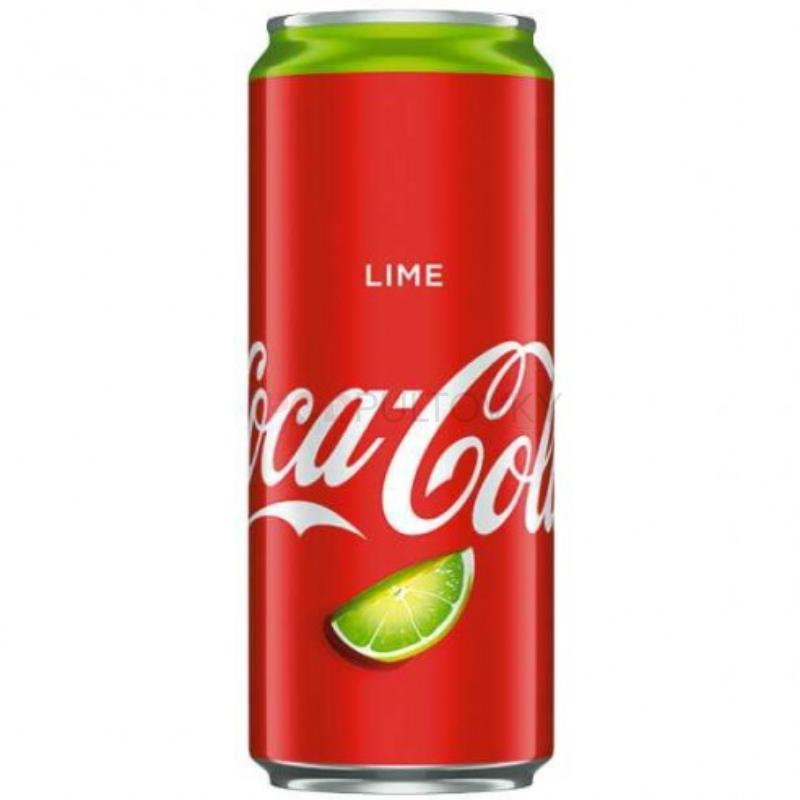 Coca Cola Lime 330ml (PL)
