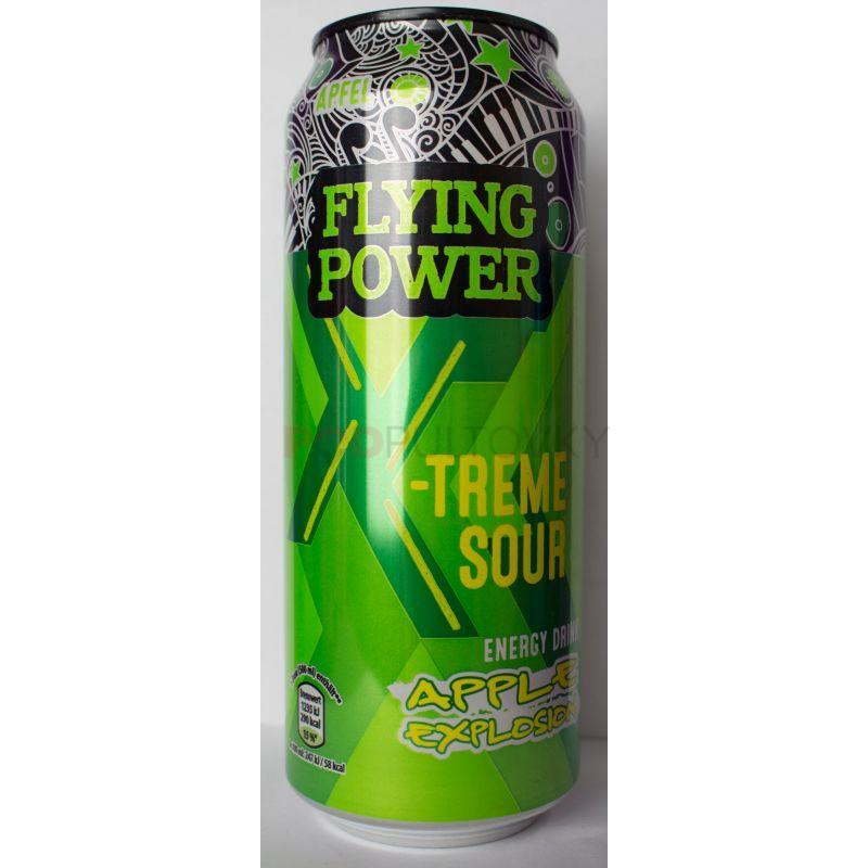 Flying Power X-Treme Sour Apple Explosion 500ml (DE)