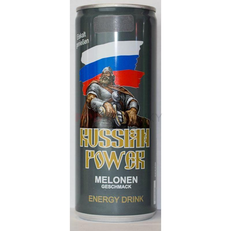 Russian Power Melonen 250ml (DE)