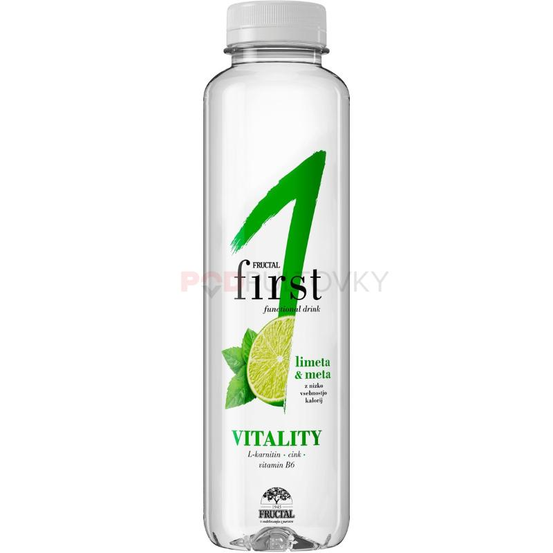 Fructal First Vitality 500ml (SL)