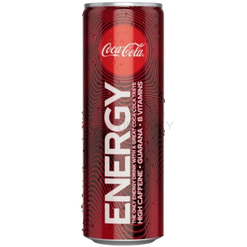 Coca Cola Energy 250ml (DE)