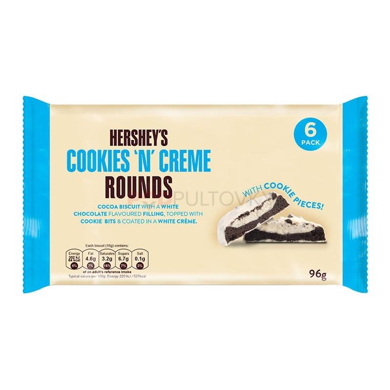 Hershey's Rounds 96g (USA)