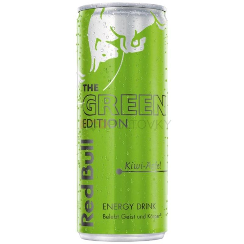 Red Bull The Green Edition 250ml (AT)