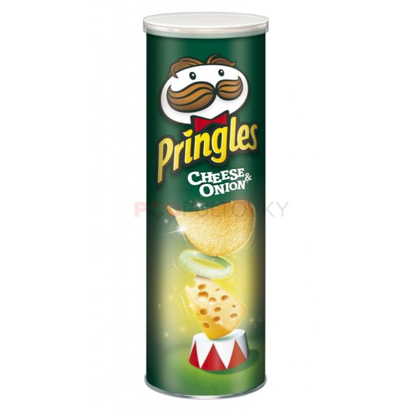 Pringles Cheese & Onion 165g (BE)