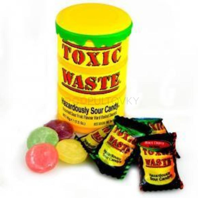 Toxic Waste 42g (USA)