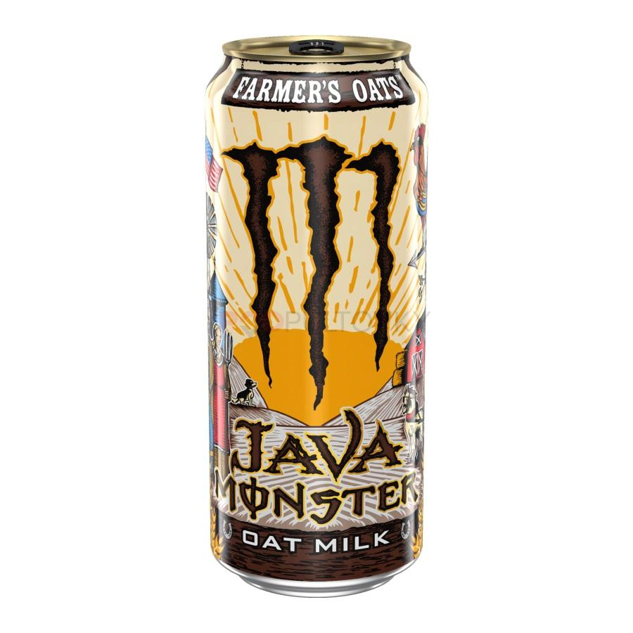 Monster Java Farmer's Oats 443ml (USA)