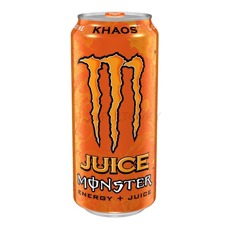 Monster Juice Khaos 473ml (USA)