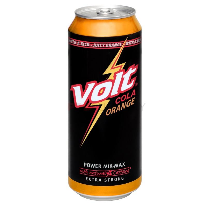 Volt Cola Orange 500ml (DE)