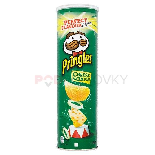 Pringles Cheese & Onion 200g (DE)