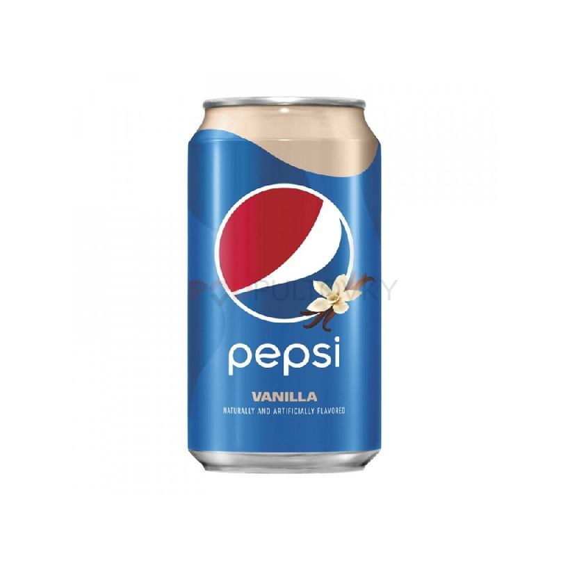Pepsi Vanilla 355ml (USA)