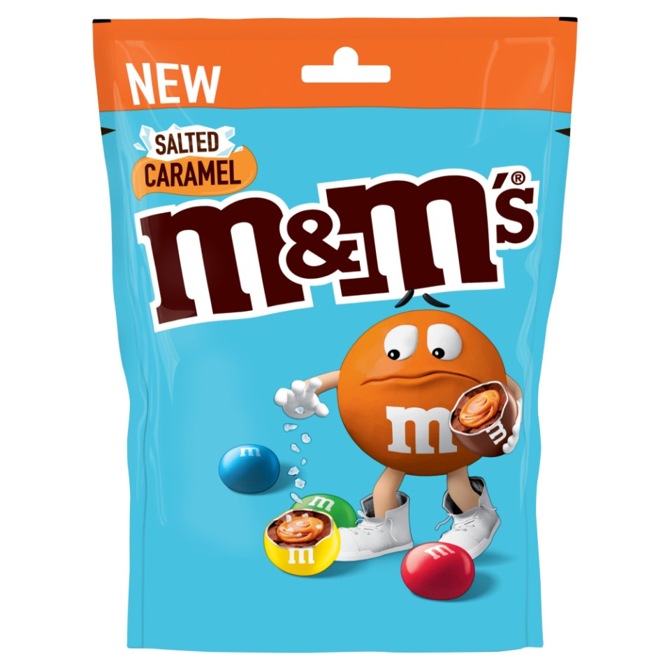 M&M´s Salted Caramel 225g (DE)