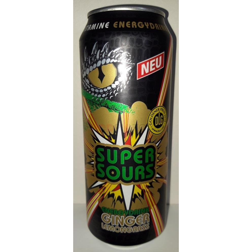 Speedstar SuperSours Ginger Lemongrass 2019 500ml (DE)