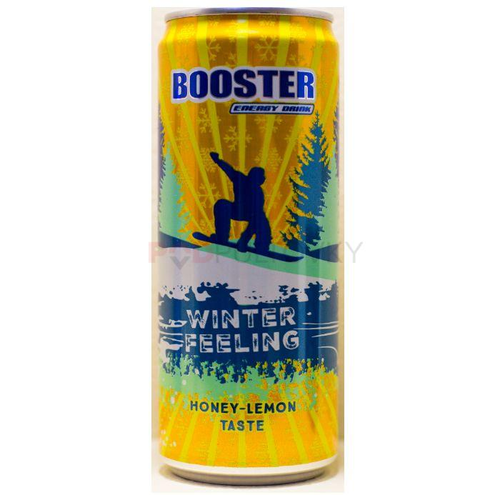 Booster Winter Feeling Honey-Lemon 330ml (DE)