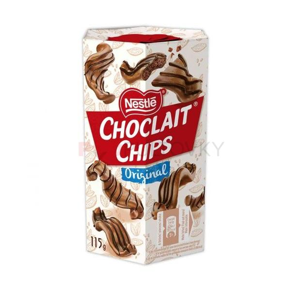 Nestlé Choclait Chips Original 115g (DE)