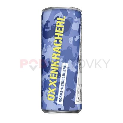 Oxxenkracherl Kokos Heidelbeere 250ml (AT)