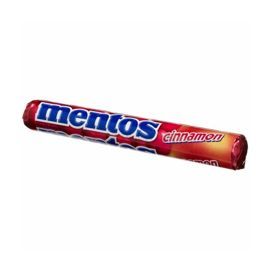 Mentos Cinnamon 37,5g (UK)