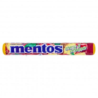 Mentos Cherry & Pineapple 37,5g (PL)