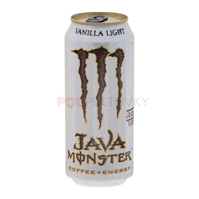 Monster Java Vanilla Light 443ml (USA)
