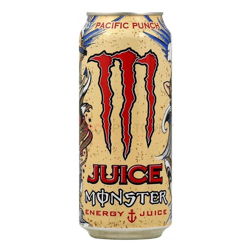 Monster Juice Pacific Punch 473ml (USA)