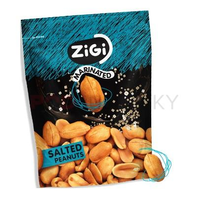 ZiGi Salted Marinated Peanuts 70g (CZ)