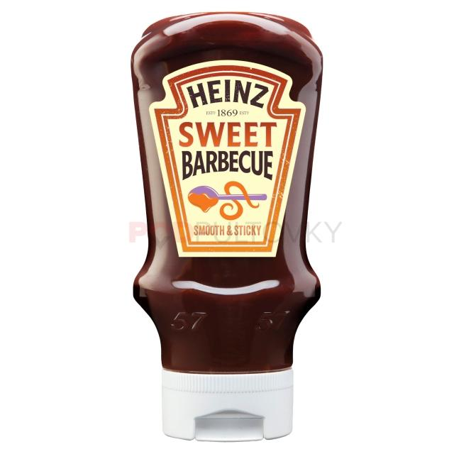 Heinz Sweet Barbecue Sauce Smooth & Sticky 500g (CZ)