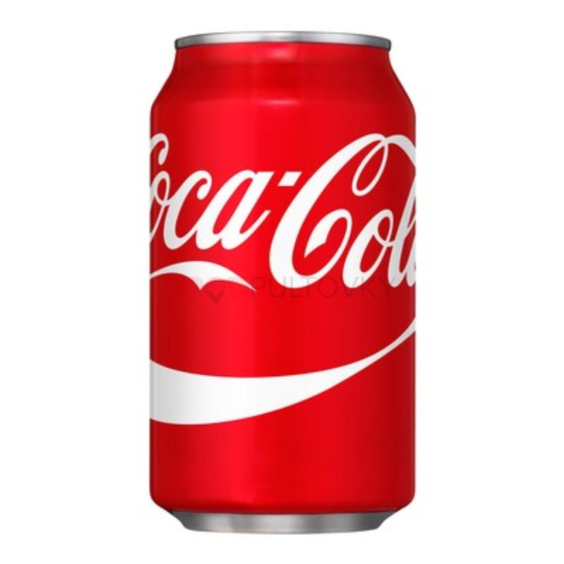 Coca Cola Classic 355ml (USA)