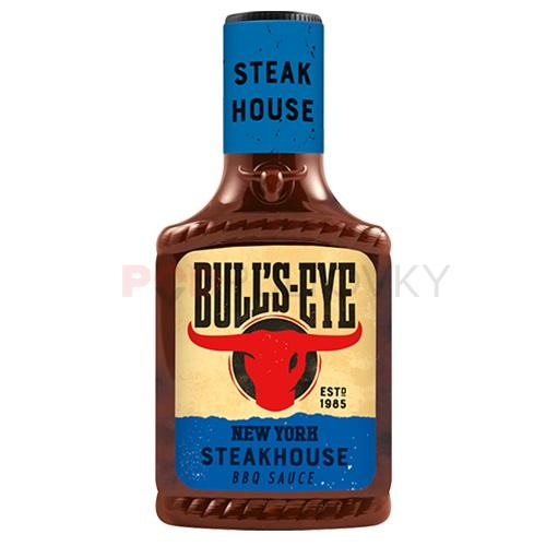 Bull's-Eye New York Steakhouse BBQ Sauce 300ml (UK)