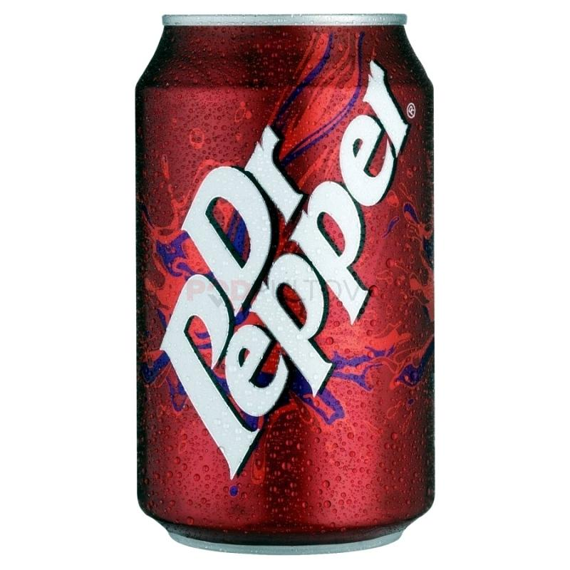 Dr Pepper 330ml (UK)