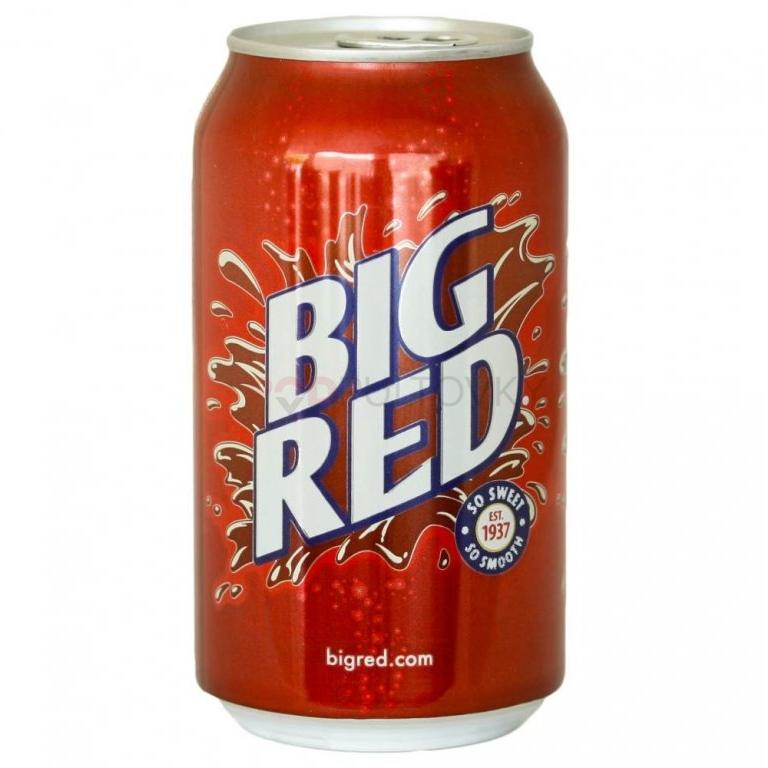 Big Red 355ml (USA)