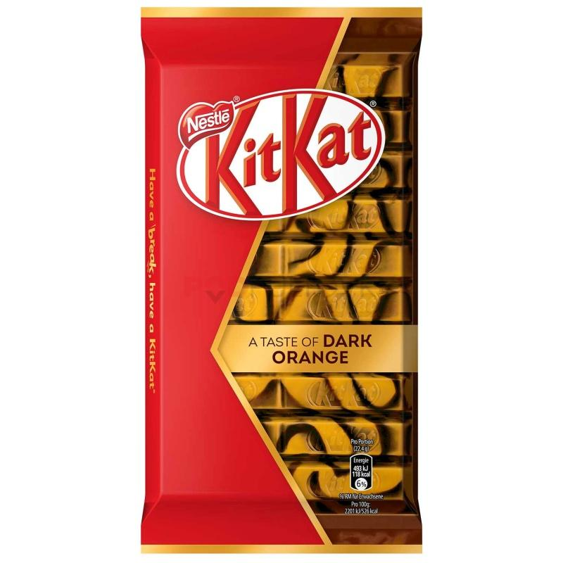 KitKat Dark Orange 112g (DE)