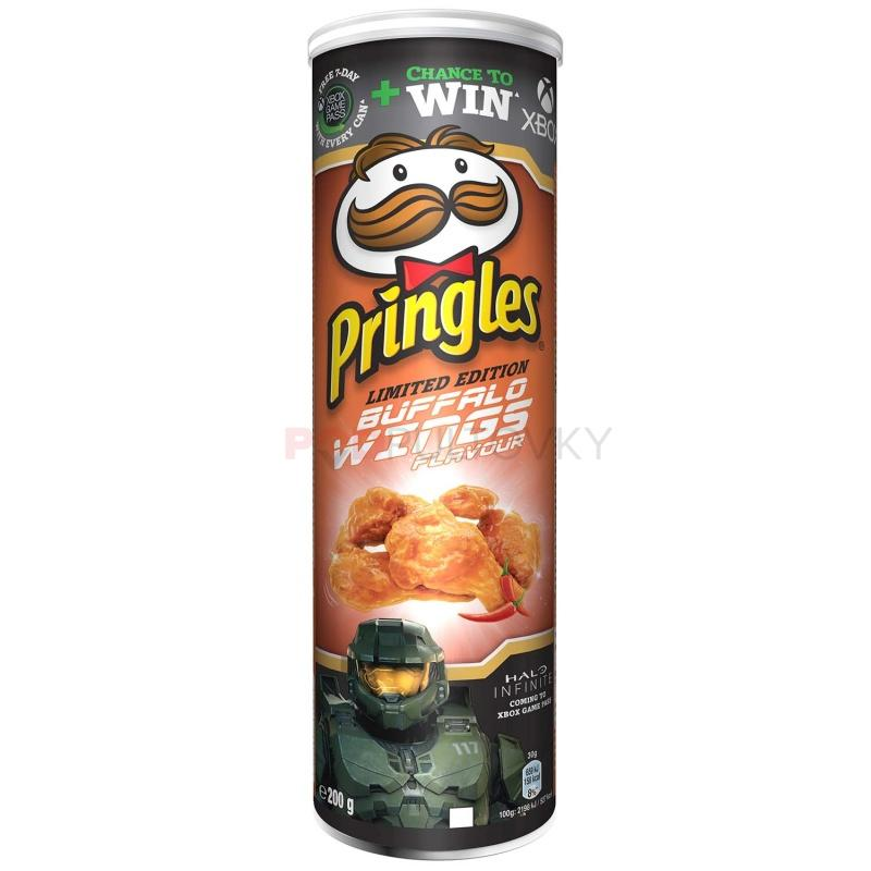 Pringles Buffalo Wings 200g (DE)
