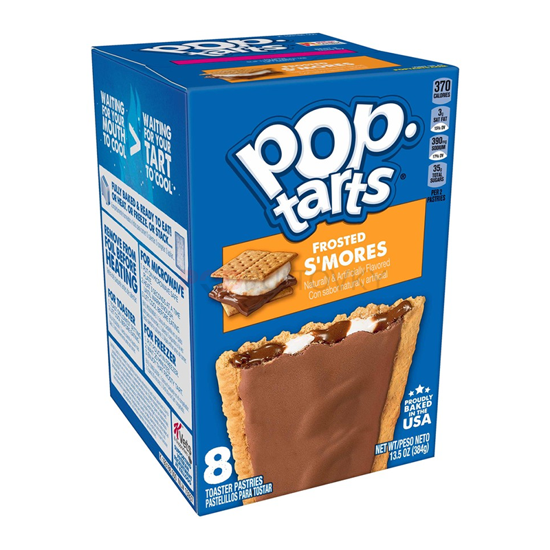 Pop-Tarts Frosted S'Mores 384g (USA)