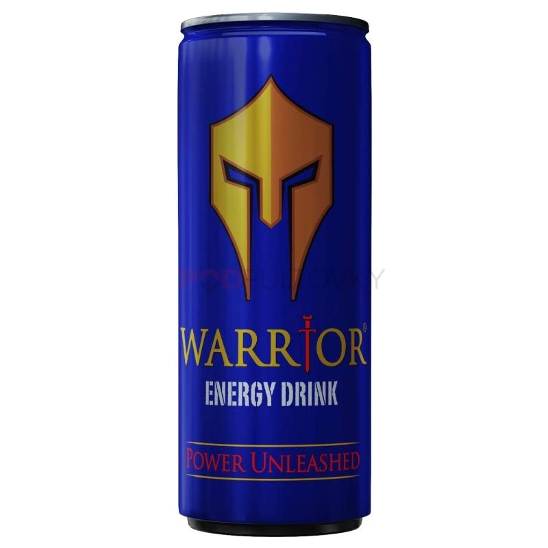 Warrior Energy Drink 250ml (UK)