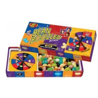 Jelly Belly Bean Boozled Hra s Ruletkou 100g (USA)