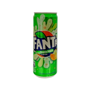 Fanta Fruity Cream Soda 330ml (VN)